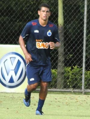 Diego Souza, meia do Cruzeiro (Foto: Marco Antônio Astoni / Globoesporte.com)