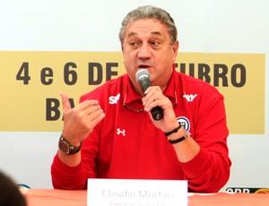 Basquete Pinheiros Claudio Mortari (Foto: Robson Fernandjes / Agência estado)