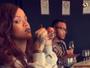 Após show  no Rock in Rio, Rihanna bebe vinhos no Chile