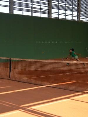 Tênis feminino Acre (Foto: Duaine Rodrigues)