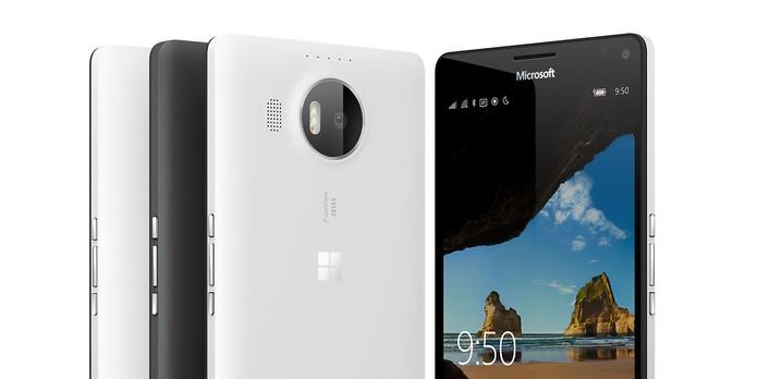 Lumia 950 XL é uma ótima opção para quem não tem medo de ficar sem apps (Foto: Divulgação/Microsoft)