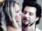 Galisteu viaja com marido no Dia dos Namorados: 'Tentando engravidar'