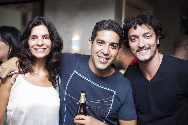 Helena Ranaldi, Vagner Jacomo e Allan Souza Lima (Foto: Divulgação)