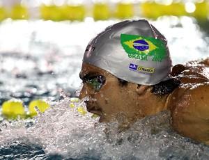 Kaio Márcio natação Campeonato Sul-Americano (Foto: Satiro Sodré / AGIF)