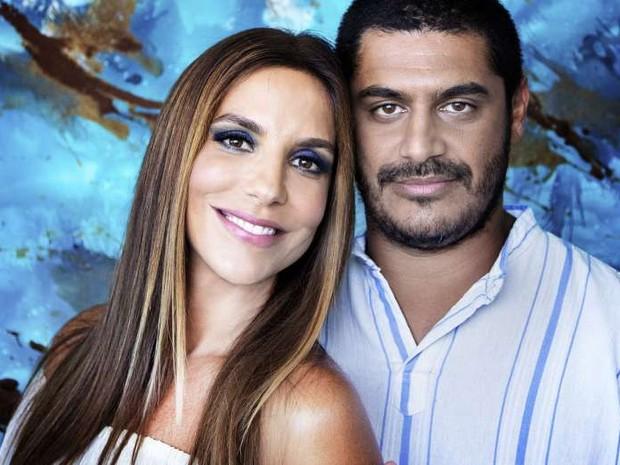 Ivete e Criolo: juntos no palco pela primeira vez em show que resgata a obra de Tim Maia (Foto: Divulgação)