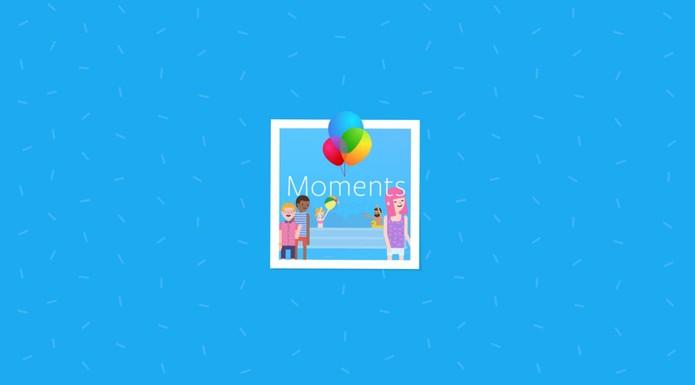 Conheça Moments, o aplicativo para compartilhar fotos do Facebook (Foto: Reprodução/Facebook)