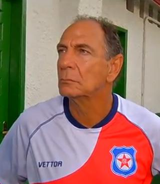 Gerson Andreotti, friburguense (Foto: Reprodução)
