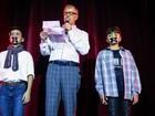 'Hipocrisia', diz Falabella sobre proibição de atores mirins em musical