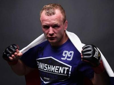 Alexander Shlemenko Bellator MMA (Foto: Reprodução / Facebook)