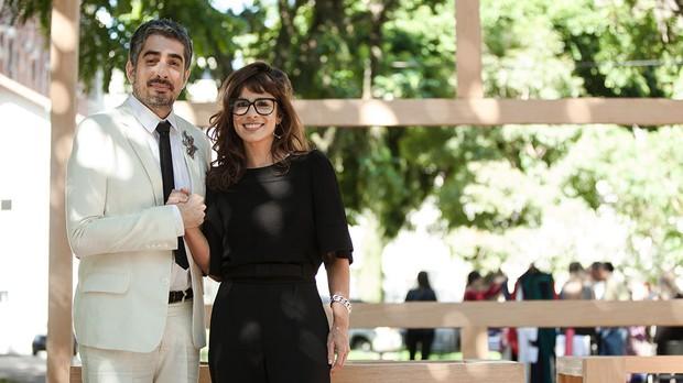 Bipolar Show: Michel Melamed e Maria Ribeiro (Foto: divulgao)