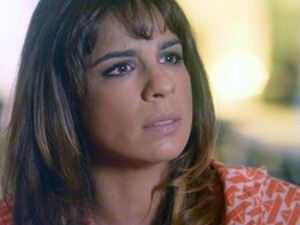 Danielle garante que irá pensar no assunto (Foto: TV Globo)