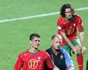 Vice em 2004, Felipão aposta em Portugal e vê grande evolução de CR7