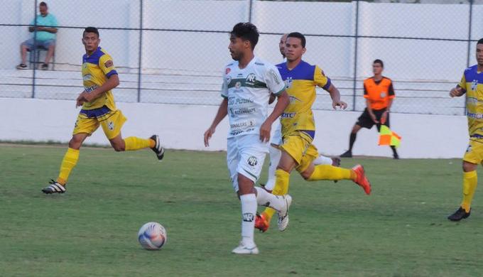 Itapipoca, Campeonato Cearense (Foto: Edinardo Abreu)