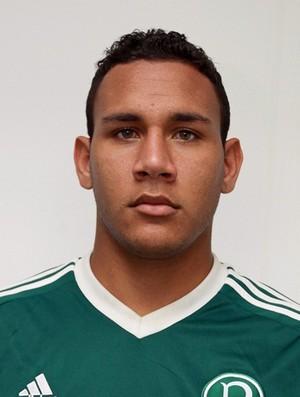 Atacante Rafael pode jogar por outro Verdão, o Paragominas (Foto: Divulgação / Site do Palmeiras)