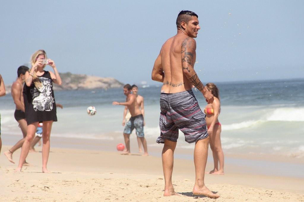 Paolo Guerrero (Foto: Rodrigo dos Anjos/AgNews)