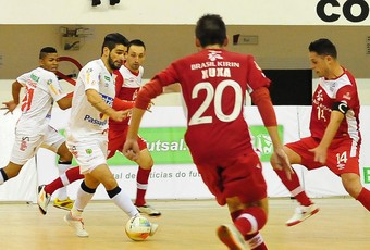 Concórdia, Sorocaba, LNF, Liga Futsal  (Foto: Ricardo Artifon / ACF)