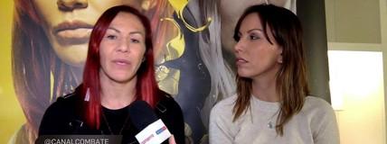 Cris Cyborg acredita que UFC tem investido mais no peso-pena feminino