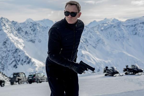 Daniel Craig em cena de 007 Contra Spectre (Foto: Divulgação)