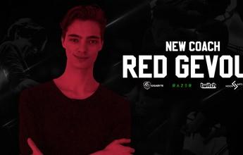 Red Canids anuncia contratação de técnico holandês para equipe de LoL