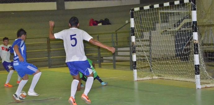Taça Flamarion Vasconcelos de Futsal (Foto: Nailson Wapichana)