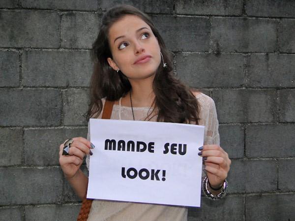 Dicas da Ju mande seu look (Foto: TV Globo/Malhação)