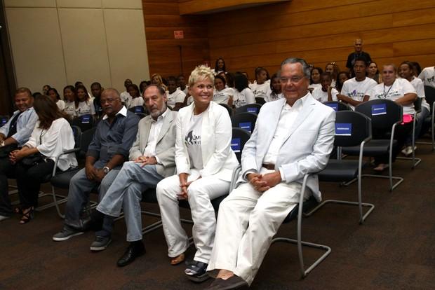 Xuxa em evento no Rio (Foto: Claudio Andrade / Foto Rio News)
