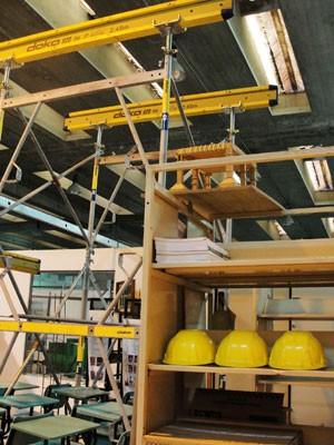 Laboratório do curso de arquitetura do IFSP, o mais concorrido do Sisu 2014 (Foto: Divulgação/IFSP)