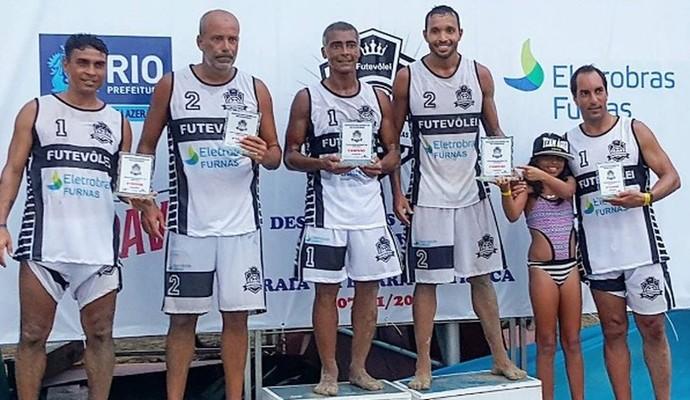 Romário futevôlei (Foto: Divulgação)