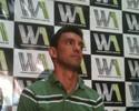 Fernandes promete: 'Vou levar o que aprendi no Figueira para o RB Brasil'