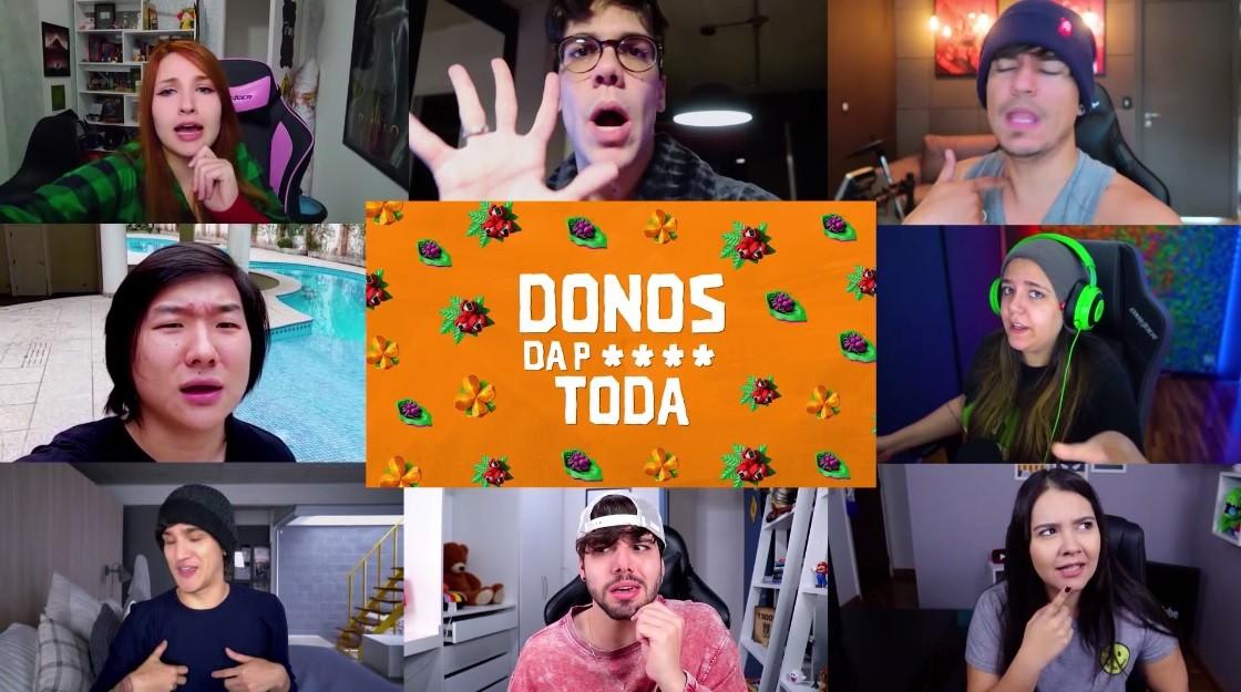 'Donos da P***** Toda' estreia nesta sexta-feira (17), no Multishow (Foto: Multishow)
