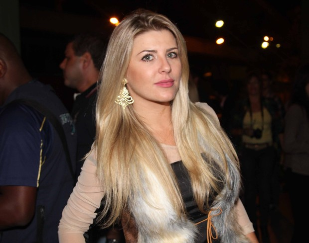 Iris Stefanelli (Foto: Thiago Duran / AgNews)