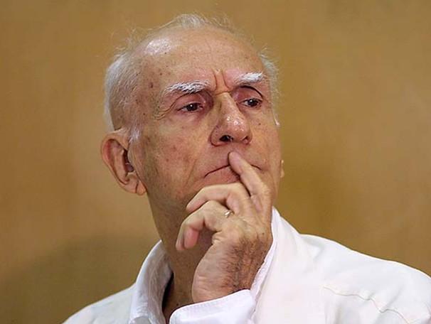 Desde 1990, Ariano Suassuna ocupa a cadeira 32 da Academia Brasileira de Letras (Foto: Divulgação)