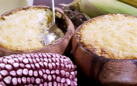 Escondidinho de milho com carne de pato: receita do 'Diário do Olivier'