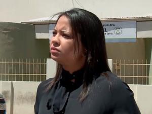Delegada de pedro II (Foto: Reprodução/TV Clube)