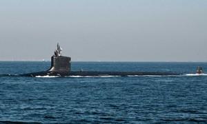 Após foguete norte-coreano, EUA enviam submarino nuclear à Coreia