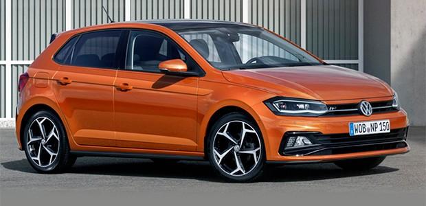 Volkswagen Polo 2018 europeu (Foto: Volkswagen)