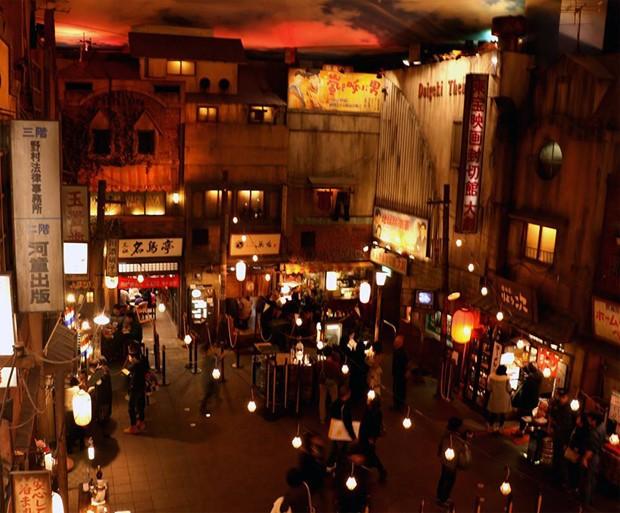 Museu do Lámen, no Japão (Foto: Divulgação)