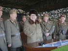 Exército norte-coreano simula ataque à sede presidencial da Coreia do Sul