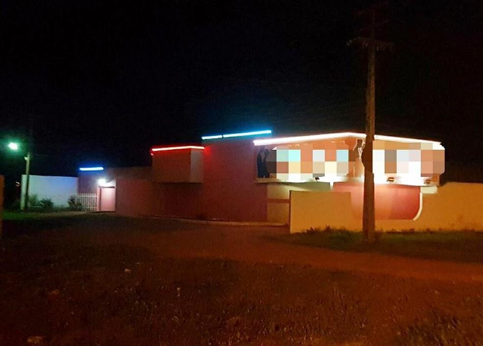 Mulher passa mal e morre dentro de motel em Campo Maior  (Foto: Weslley Paz/Portal Camp Maior em Foco)