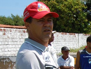 Ramiro Sousa, técnico do CSP (Foto: Expedito Madruga / Globoesporte.com/pb)