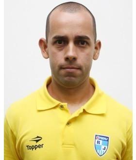 DANIEL DE SOUSA MACEDO - árbitro (Foto: Divulgação)
