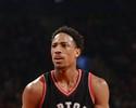 Com DeRozan cestinha, Bebê titular e de olho nos Cavs, Toronto bate Knicks
