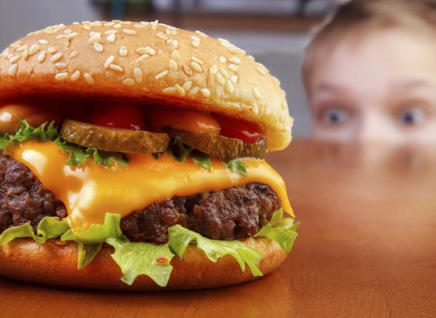 lanche_hamburguer_mcdonalds_fast_food (Foto: thinkstock)