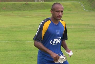 Rodrigo Ninja, lateral do Rio Claro (Foto: Divulgação/Rio Claro FC)
