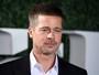 Brad Pitt estaria arrasado por passar festas longe dos filhos, diz site