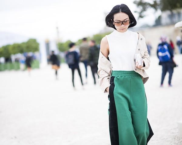Saiba como as fashionistas encaram o seu estilo pessoal (Foto: Imaxtree)