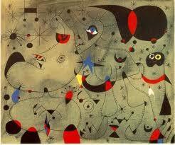 Obra de Joan Miró (Foto: reprodução)
