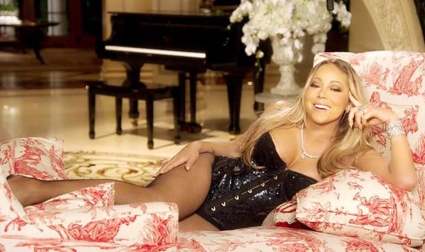 Mariah Carey (Foto: Reprodução)