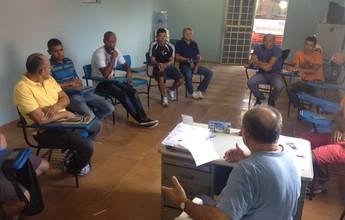 Federação reúne dirigentes de clubes para orientações no estadual Sub-20