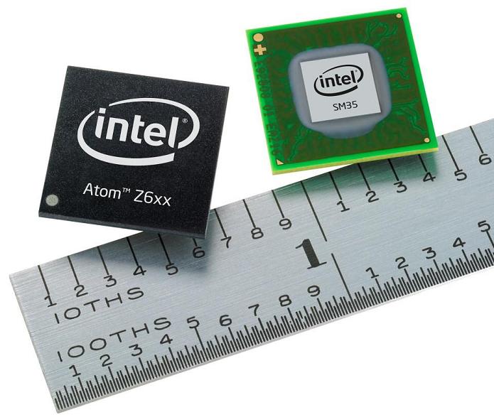 Linha Atom é voltada para aparelhos menores (Foto: Divulgação/Intel)